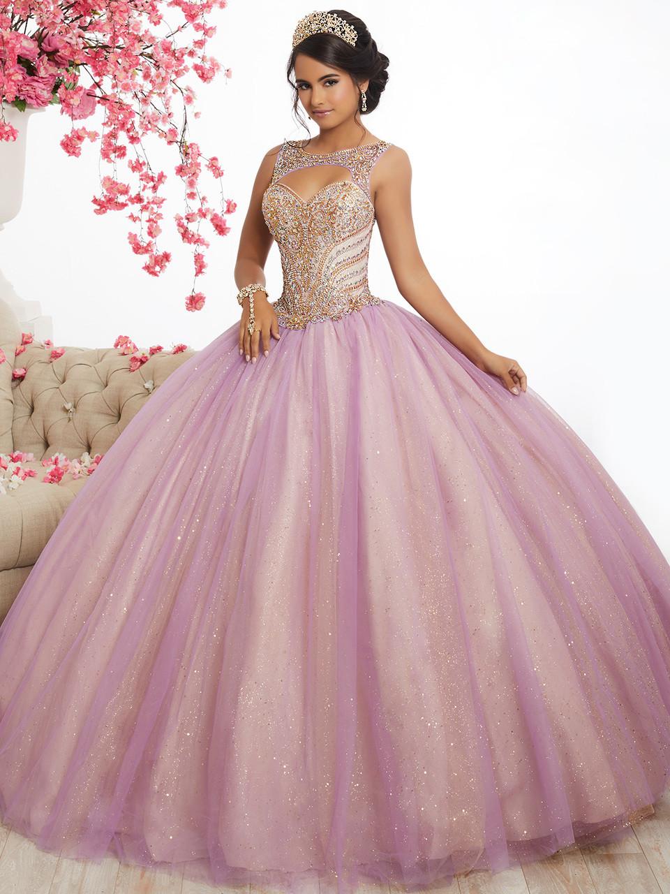 Sweetheart Ball Gown Fiesta Quinceanera Dress 56344 ...