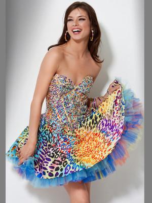 Homecoming Dress to Match Celebrity Inspiration