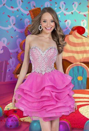 Candyland Prom Dresses