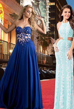 Red Carpet Prom Dresses