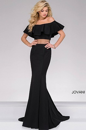 Flirty Fashion Fun in Jovani Prom Dresses