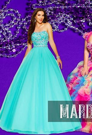 Mardis Gras Prom Dresses