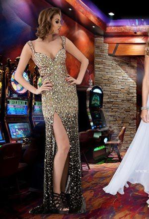 Casino Prom Dresses