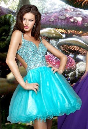 Alice in Wonderland Prom Dresses
