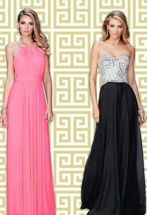 Greek Prom Dresses