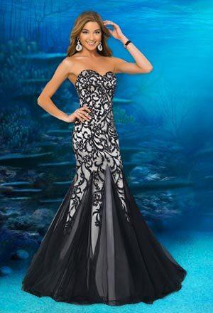 Under The Sea Prom Dresses