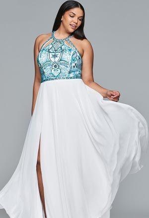 Plus Size Prom Dresses Styles