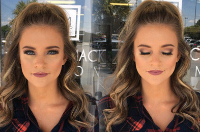 Unique Prom Hair and Makeup Guide