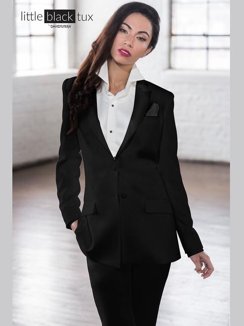 Designer Women\'s Tuxedos Prom Suits | PromHeadquarters.com