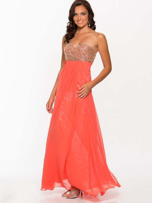 In Stock Dresses Medium Size | PromHeadquarters.com