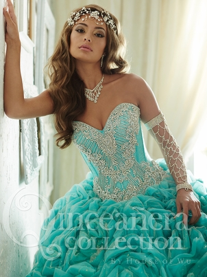 Fit for Royalty: Quinceanera Dresses
