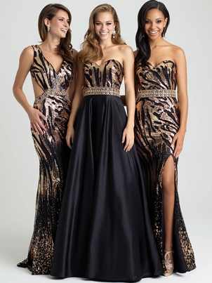 Sequin Prom Dresses: Sparkle At Your First Prom