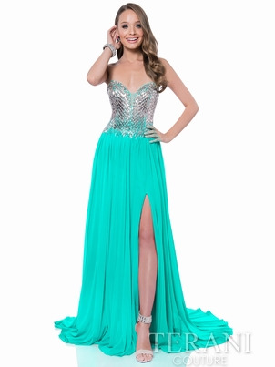 Terani Prom Dresses: Luxury Looks for a Couture Prom