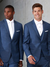 prom tuxedos in indigo blue by dimitra designs prom tux shop greenville sc