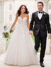 Sweetheart Ball Gown wedding dress Stella York 6692