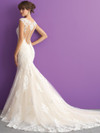 Allure Romance 3003 Illusion Bateau Neckline Wedding Dress