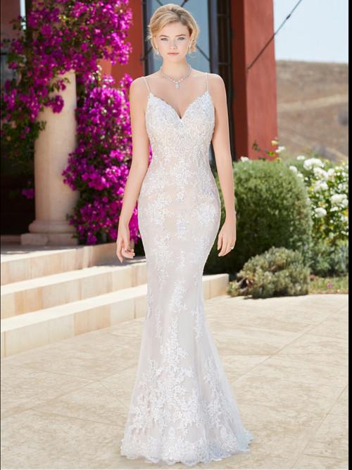 KittyChen V-neck Bridal Gown Danica