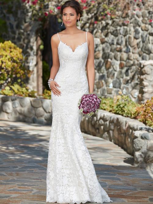 KittyChen V-neck Bridal Gown Clarissa