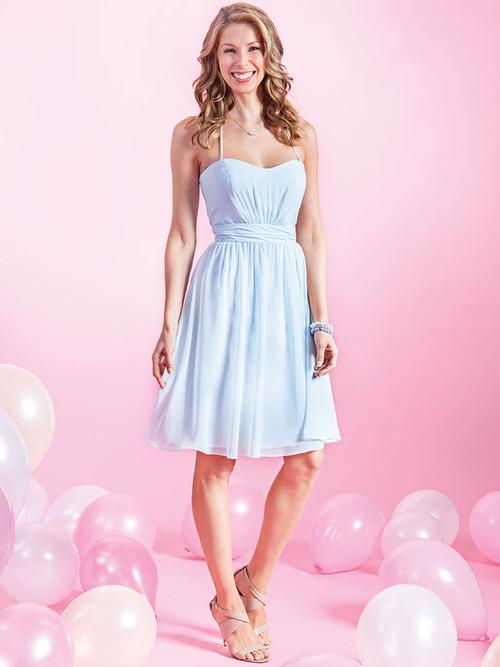 Alfred Angelo Love 7383S Halter Bridesmaid Dress