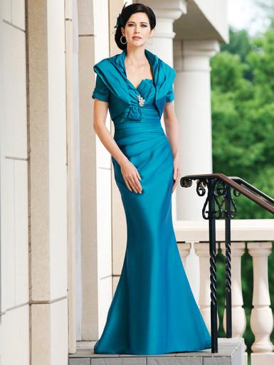 Chic Silk Dupion Sarah Danielle 5140 Dimitra Designs