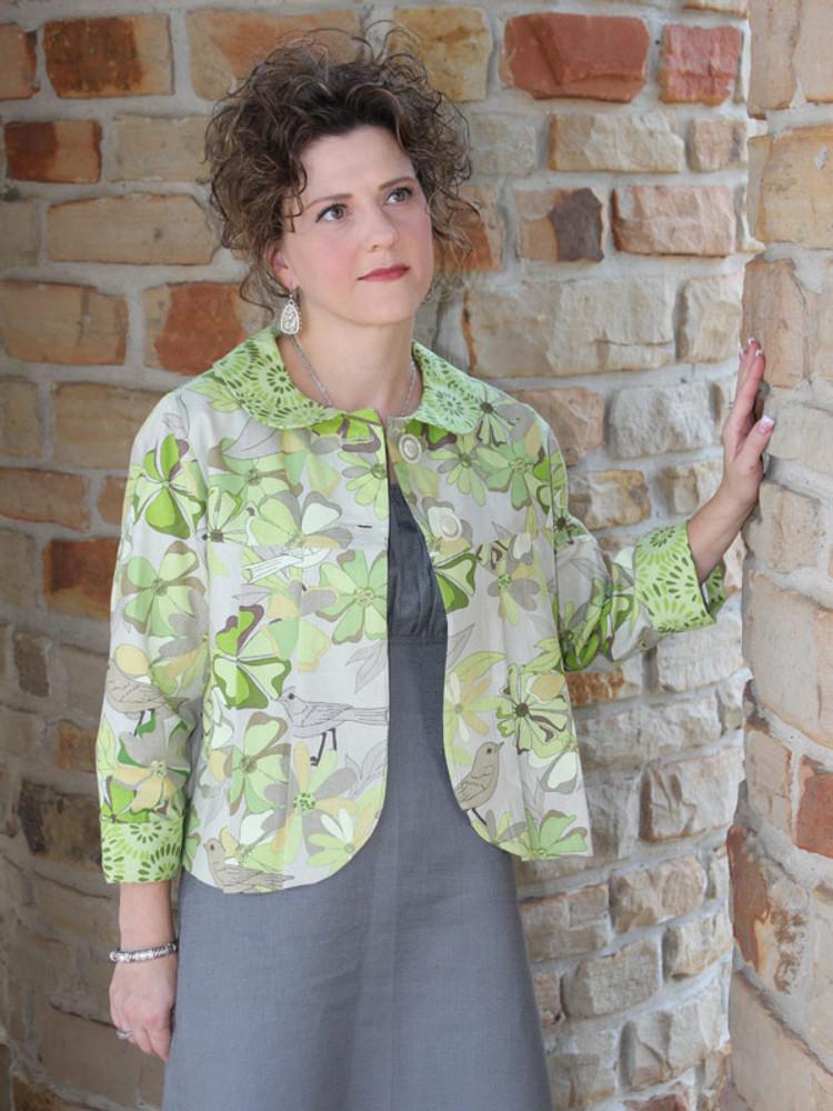 Savannah Swing Jacket (Pattern)