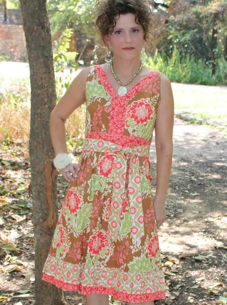 Madeline Maxi Dress (Pattern)