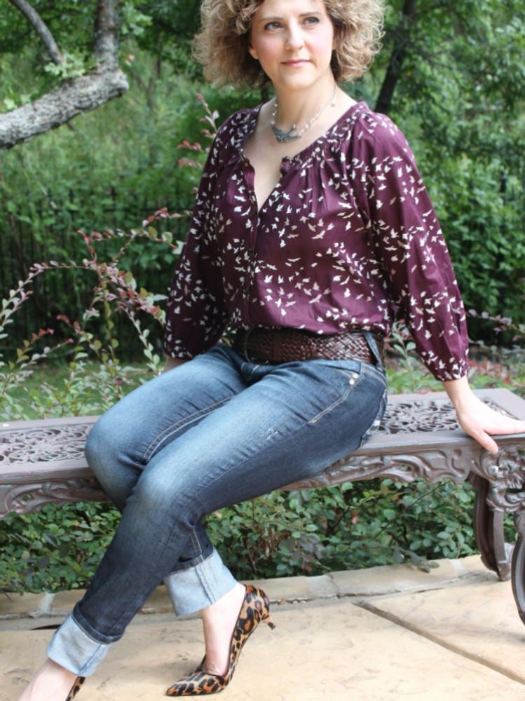 Rhiannon Shirt (Pattern)