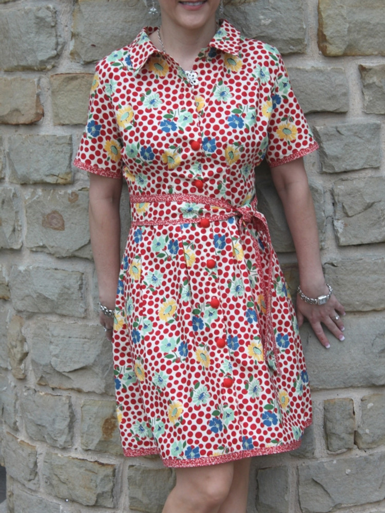 Sally Shirtdress (Pattern)