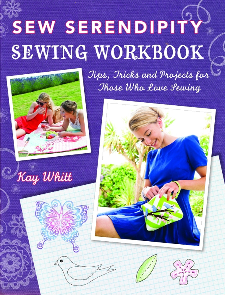 Sew Serendipity Sewing Workbook