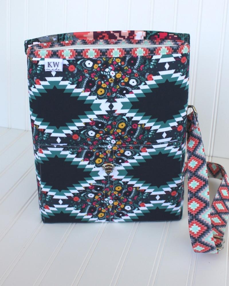 Digital Messenger Bag