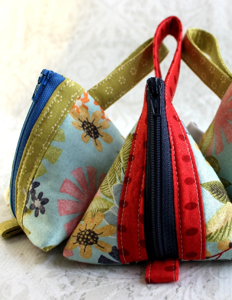 Good Fortune Triangle Pouch - Small