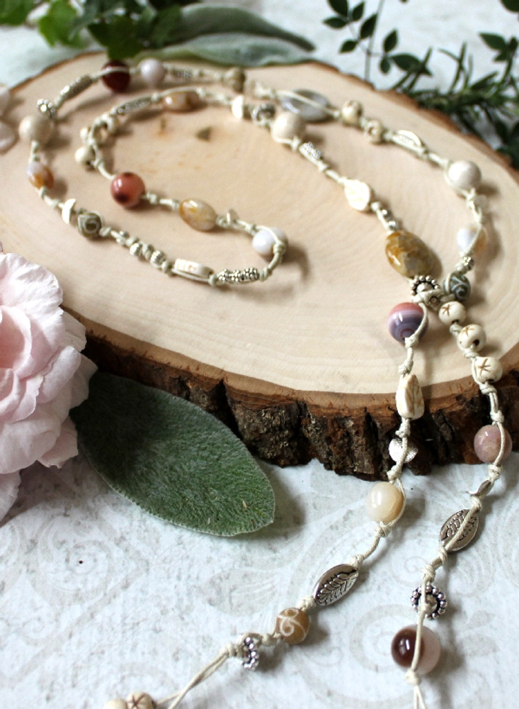 Lariat Necklace