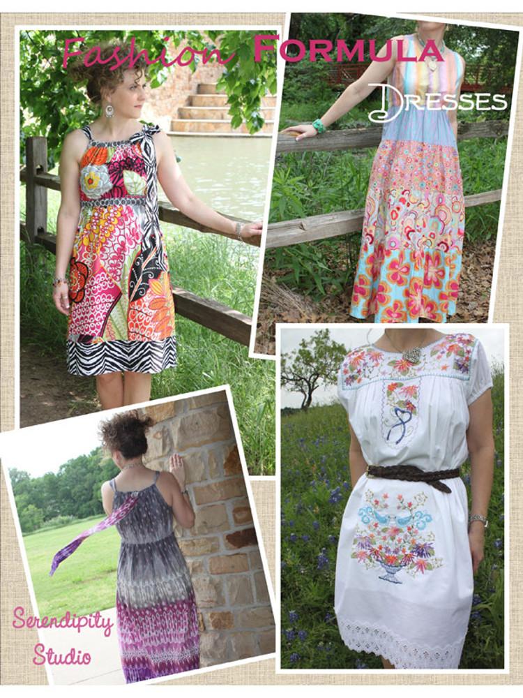 Fashion Formula Dresses (PDF)