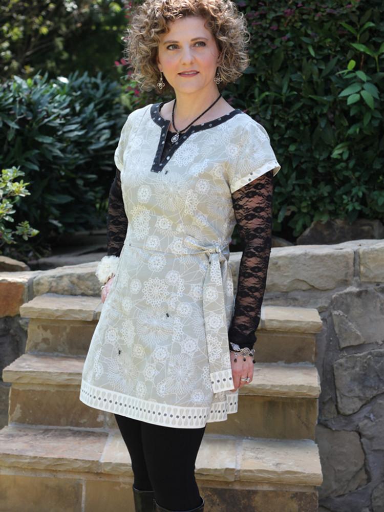 Corinne Caftan (Pattern)