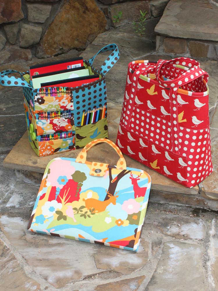 Artful Bags (Pattern Booklet)