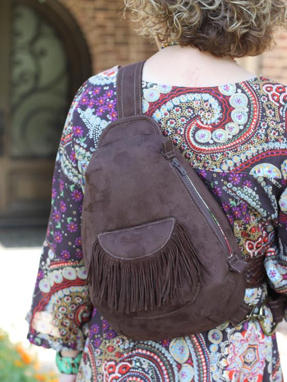 Cheyenne Rope Bag (PDF)