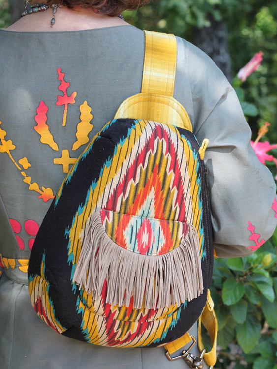 Cheyenne Rope Bag (Pattern)