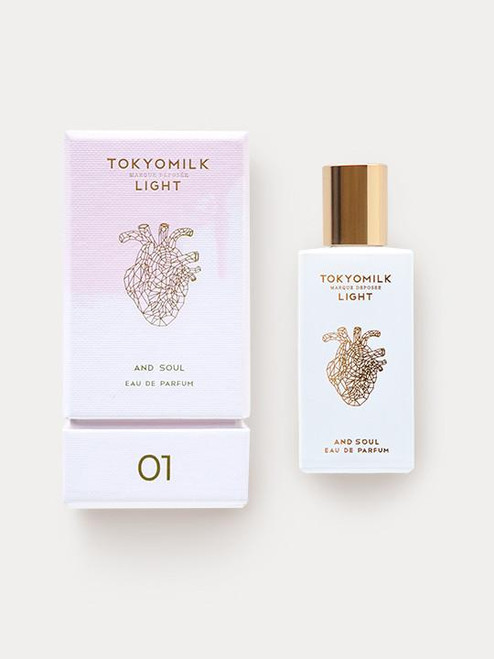 Tokyo Milk Light And Soul No. 01 Parfum