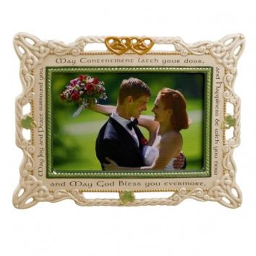 Wedding Frame With Message Picture Frames Wedding Gifts