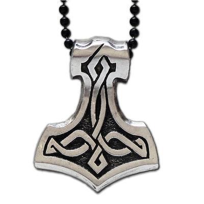 Viking thors hammer pendant mozeypictures Gallery