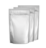 "6"" x 9"" x 3"" 24oz*  Sliver Foil Stand Up Zip Lock Bags Pouches Odor Proof"