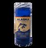 Alaska Deep Sea Fish Oil Omega 3-6-9 (100 Softgels / 1005 mg) + Flax Seed + Evening Primrose