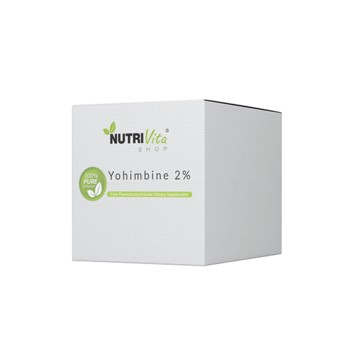 Yohimbine  2% Powder