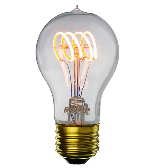 4 Watt A19 Vintage LED Lamp 2200K - Bulbrite - 776509