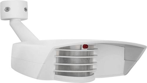 RAB Lighting - STL110W Stealth 110 Sensor White Finish