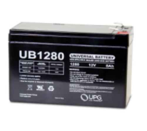 EMERGENCY EXIT BATTERY - 12 VOLT 8.0 AMP, UB1280