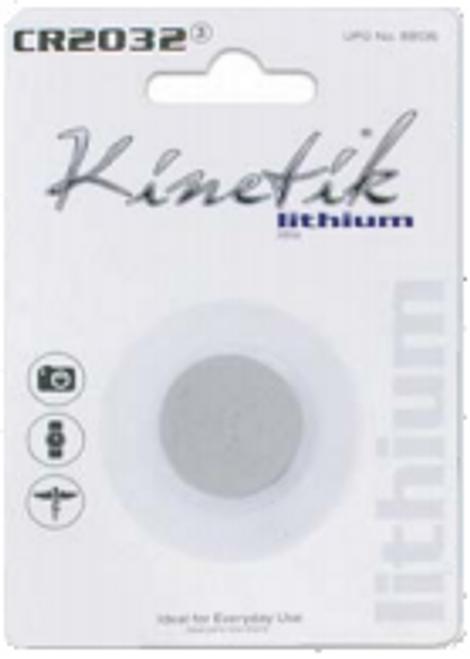 Kinetik CR2032 Battery