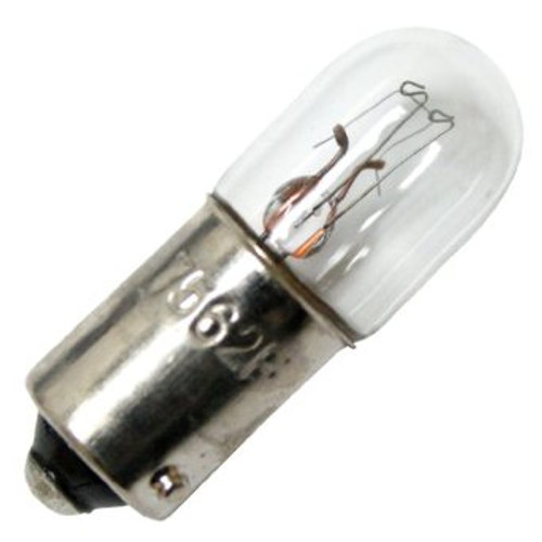 756 Miniature Lamp  -  14v  .08 Amp - T3.25 Shape - Mini Bayonet Base