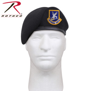 Inspection Ready USAF Security Forces Beret