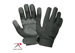 Military Mechanics Gloves-Black